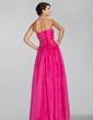 Çan/Prenses Askısız Uzun Etekli Organza Nedime Elbisesi Ile Büzgü Boncuklama (007005227)