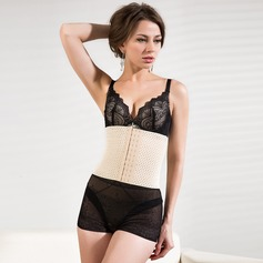 Spandex/Cotton/Chinlon Strapless Shapewear