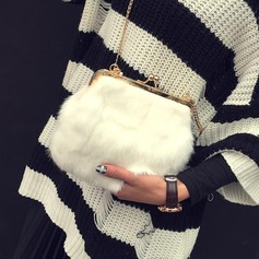 Lovely Fur Fashion Handbags