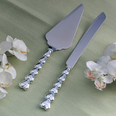 Heart Design Serving Sets