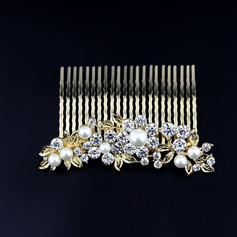 Gorgeous Alloy/Imitation Pearls/Austrian Crystal Combs & Barrettes