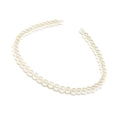 Lovely Imitation Pearls Headbands With Pearl