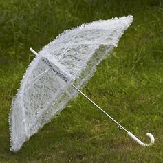 Prachtige Kant Bruidsparaplu