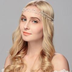 Pretty Imitation Pearls Headbands