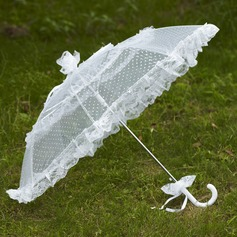 Heerlijk Kant Bruidsparaplu