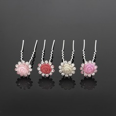 Beautiful Rhinestone Hairpins