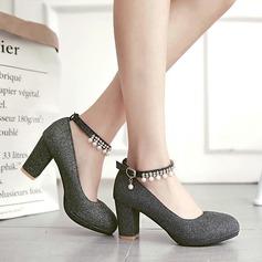 Women's Leatherette Wedge Heel