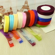 4/5-Inch Organza Ribbon