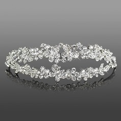 Hiuskoristeet (Gorgeous Clear Crystals Wedding Bridal Tiara 042005467)