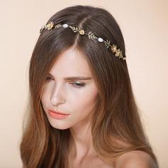 Beautiful/Elegant Alloy/Copper/Gold Plated Headbands
