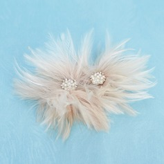 Beautiful Feather Flowers & Feathers