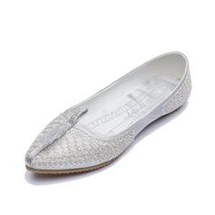Keinonahasta Matalakorkoiset Heel Matalakorkoiset Suljettu toe kengät