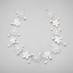 Belle Cristal/Alliage/Perles d'imitation/Dentelle Bandeaux