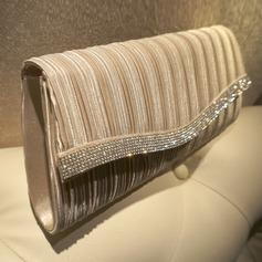 Elegant Silk Clutches/Satchel
