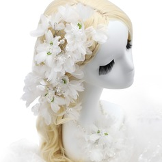 Special Artificial Silk Hair Flowers
