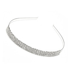 Exquisite Rhinestone/Alloy Headbands