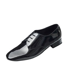 Real Leather Heels Modern Ballroom Dance Shoes