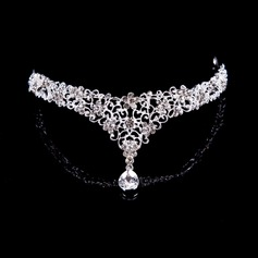 Beautiful Crystal/Rhinestone Forehead Jewelry